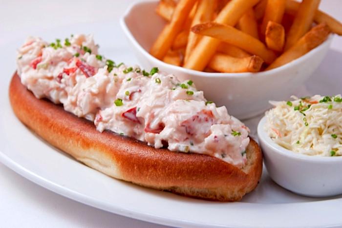 Lure Fishbar's Lobster Roll Recipe