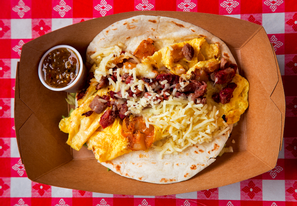 The Wrangler Breakfast Taco Recipe