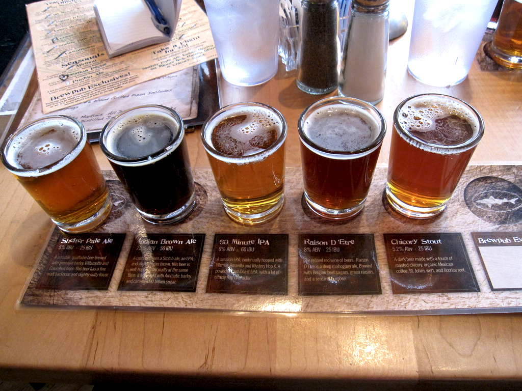 20 craft beer terms to memorize and channel your inner for Craft beer and food