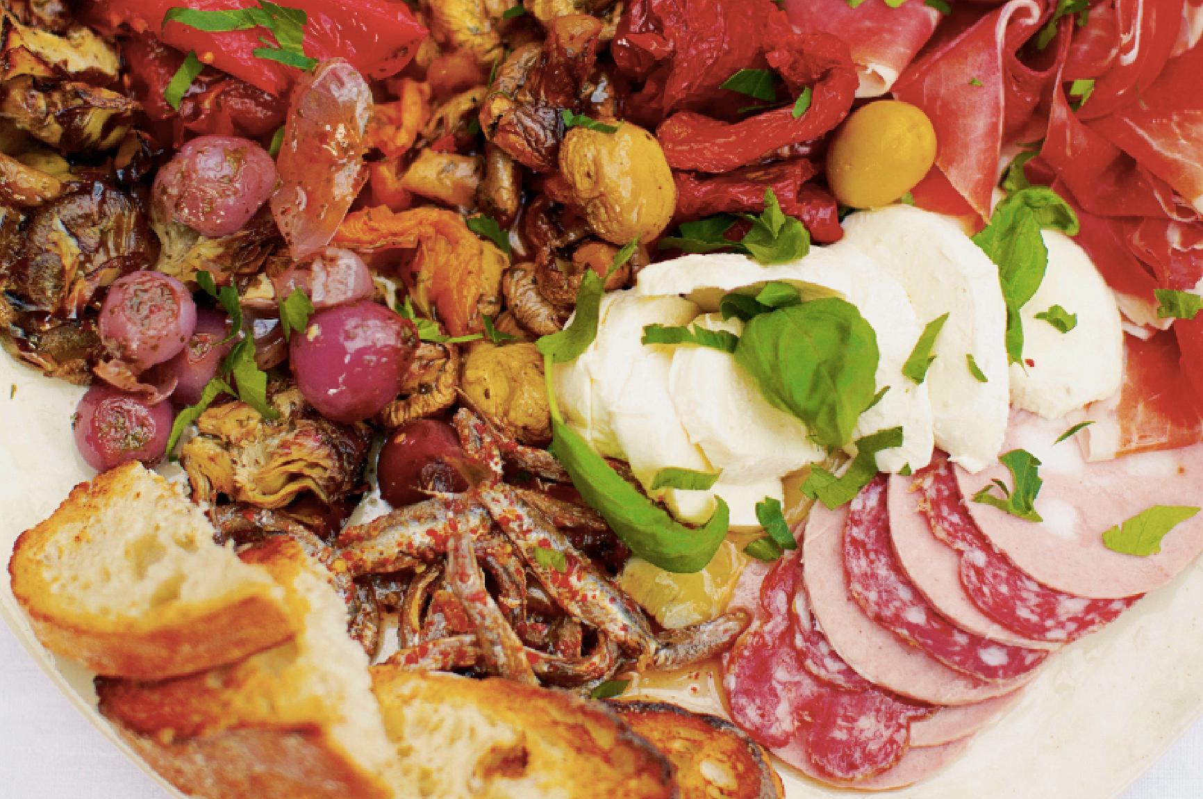 Italian 101 Traditional Antipasto Recipe Food Republic