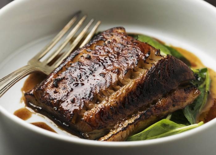 Black Cod Brûlée Recipe
