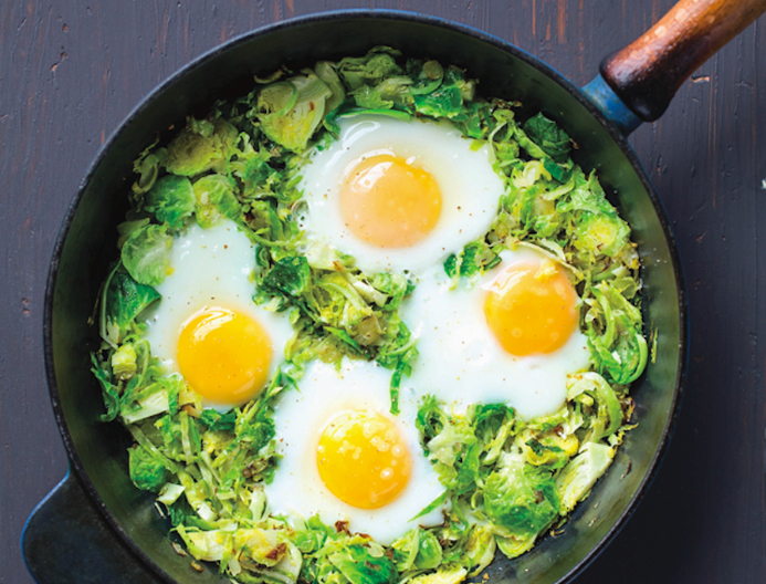 Brussels Sprouts Hash Recipe