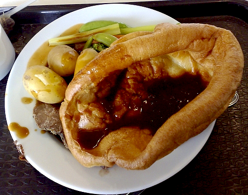 What Is Yorkshire Pudding? Plus, A Super-Easy Recipe To Make At Home.