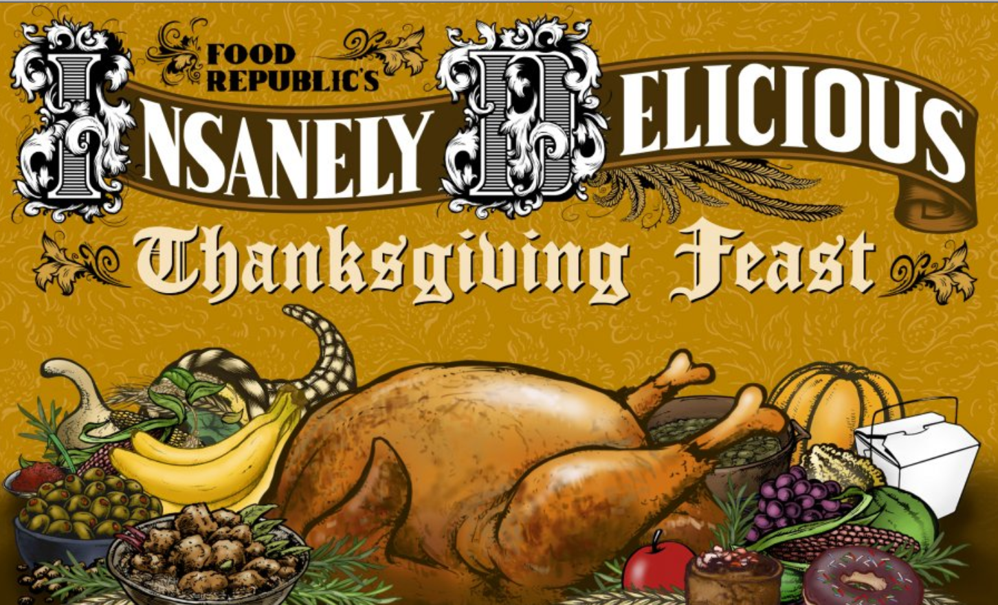Thanksgiving Recipes For Turkey, Vegetables, Sides, Cocktails And Crucial Closers