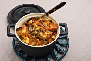 waffle stuffing recipe