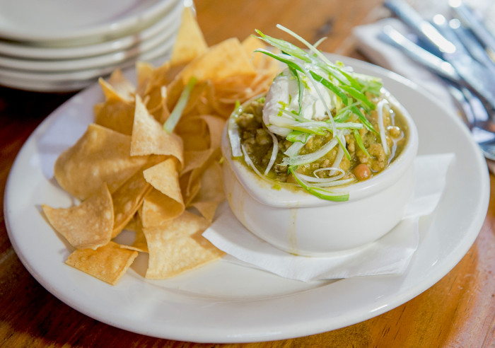 green chicken chili recipe