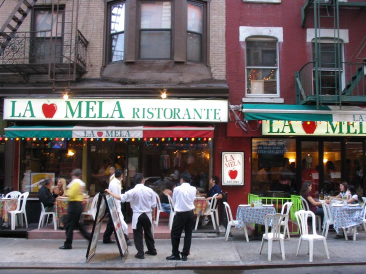 Francois Illas New Tradition: The Wise Guys Guide To Eating In Little Italy: 5 Places