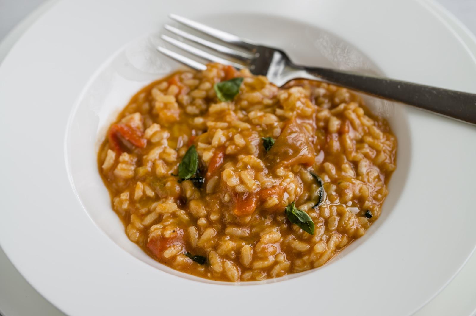 Italian Food Translation Menu
