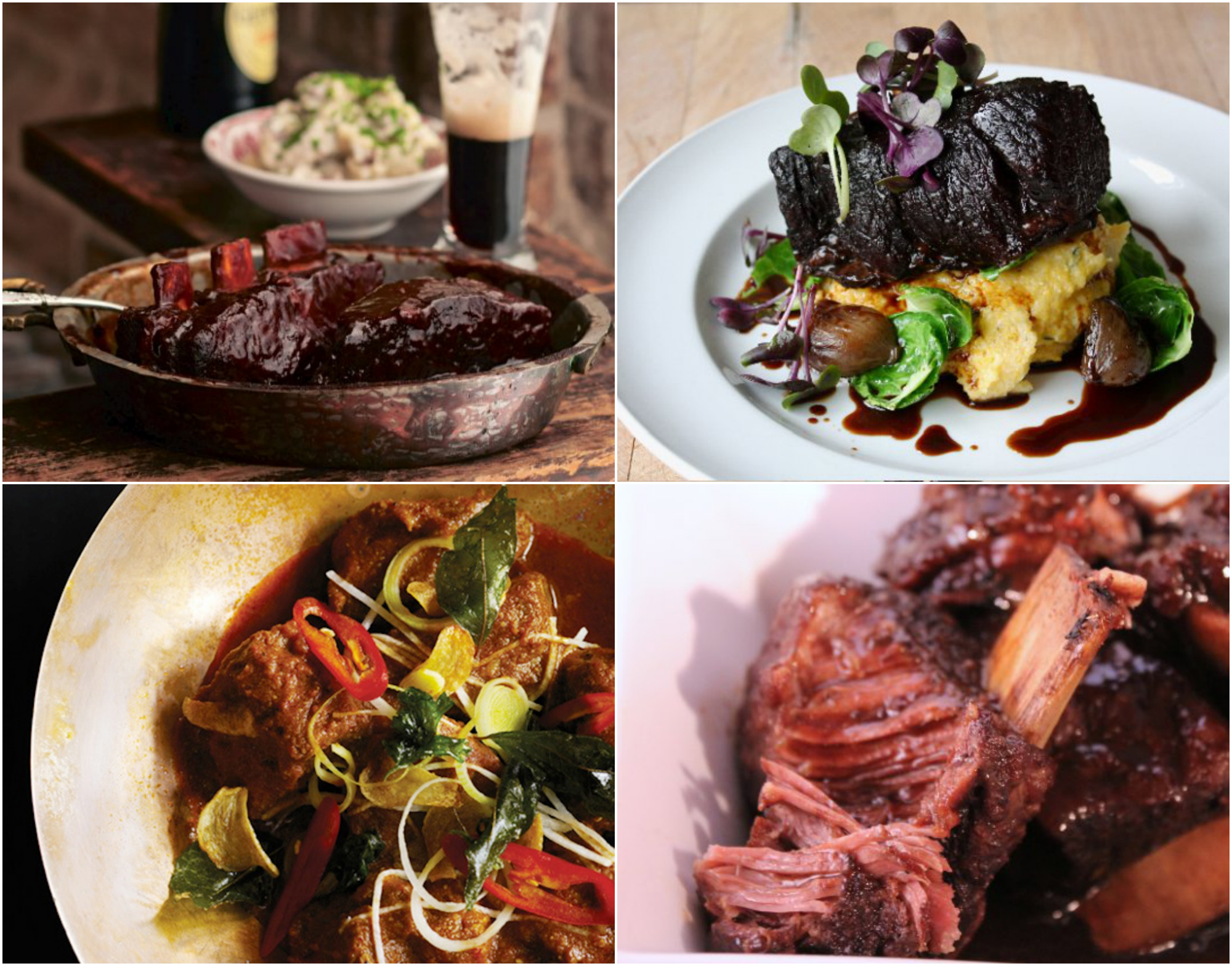 5 Ideas For Dinner: Short Ribs