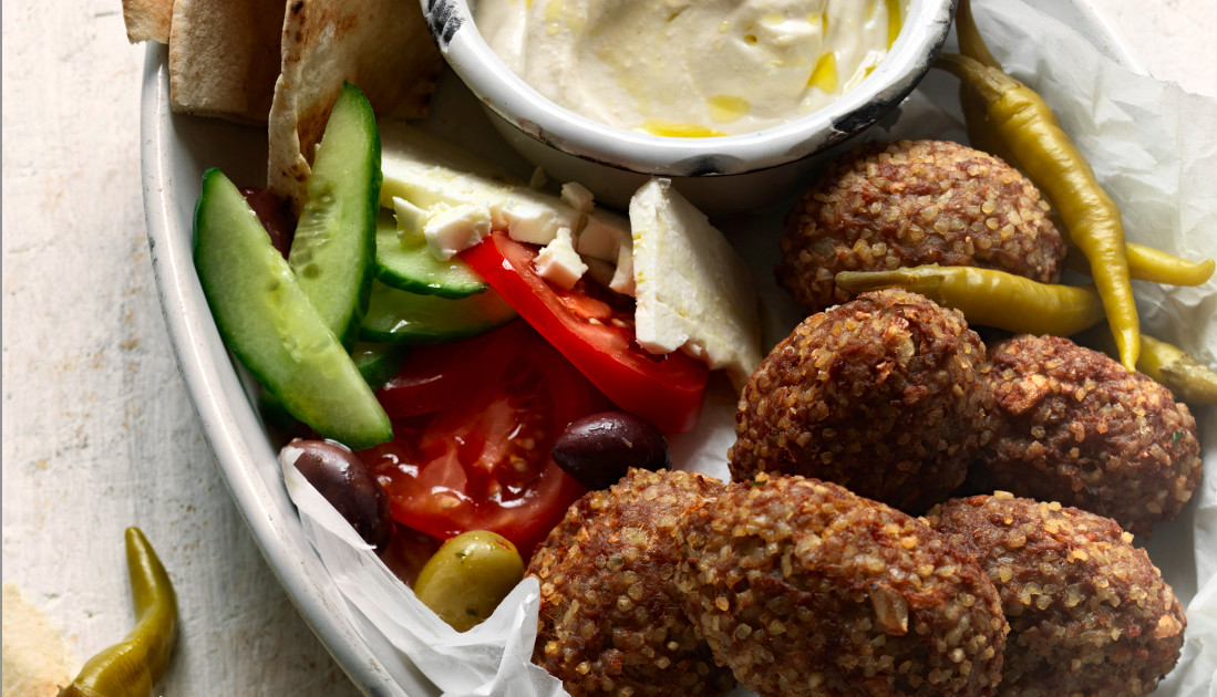 Our 20 favorite middle eastern recipes of all time food republic lebanese kibbeh with lemon tahini recipe forumfinder Choice Image