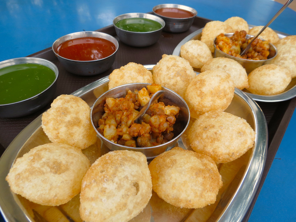 Best Places To Eat Street Food In Delhi