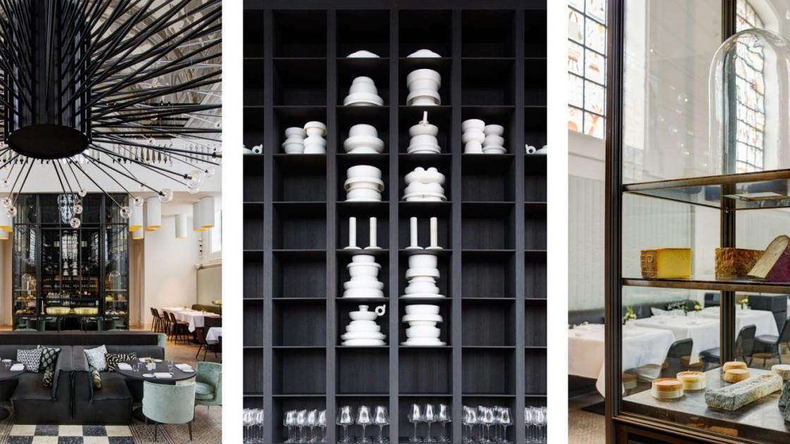 The Jane Antwerpen : Inside the jane antwerps palatial new designer restaurant food