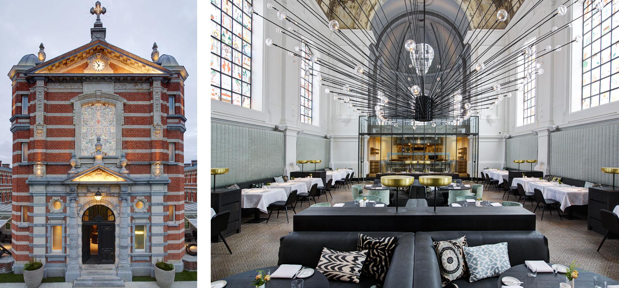 Inside The Jane Antwerp S Palatial New Designer