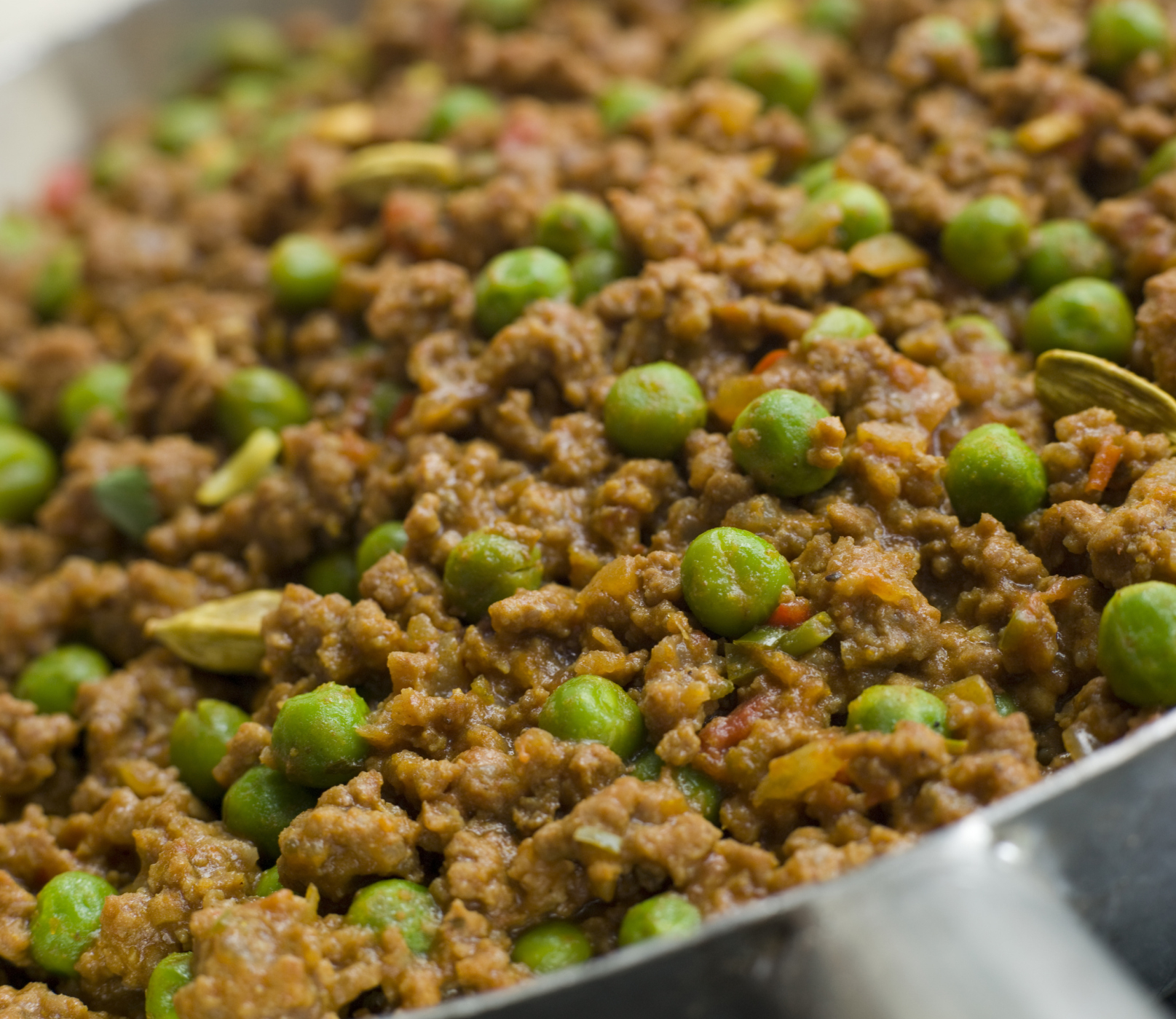 Indian chili keema with peas recipe food republic forumfinder Images