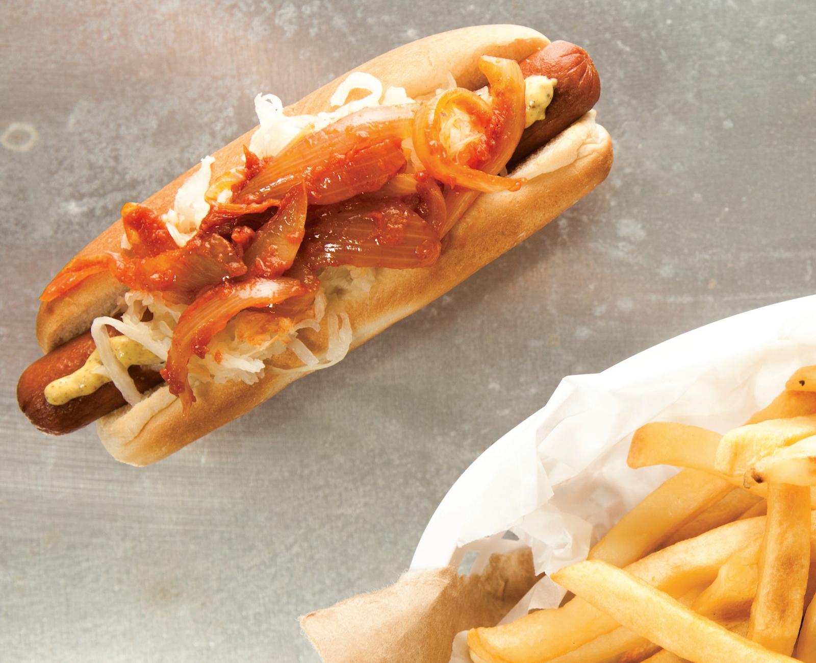 Hot Dog! New York-Style Sautéed Onions Recipe