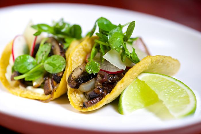 Meatless Mexican: Grilled Portobello Mushroom Tacos Recipe
