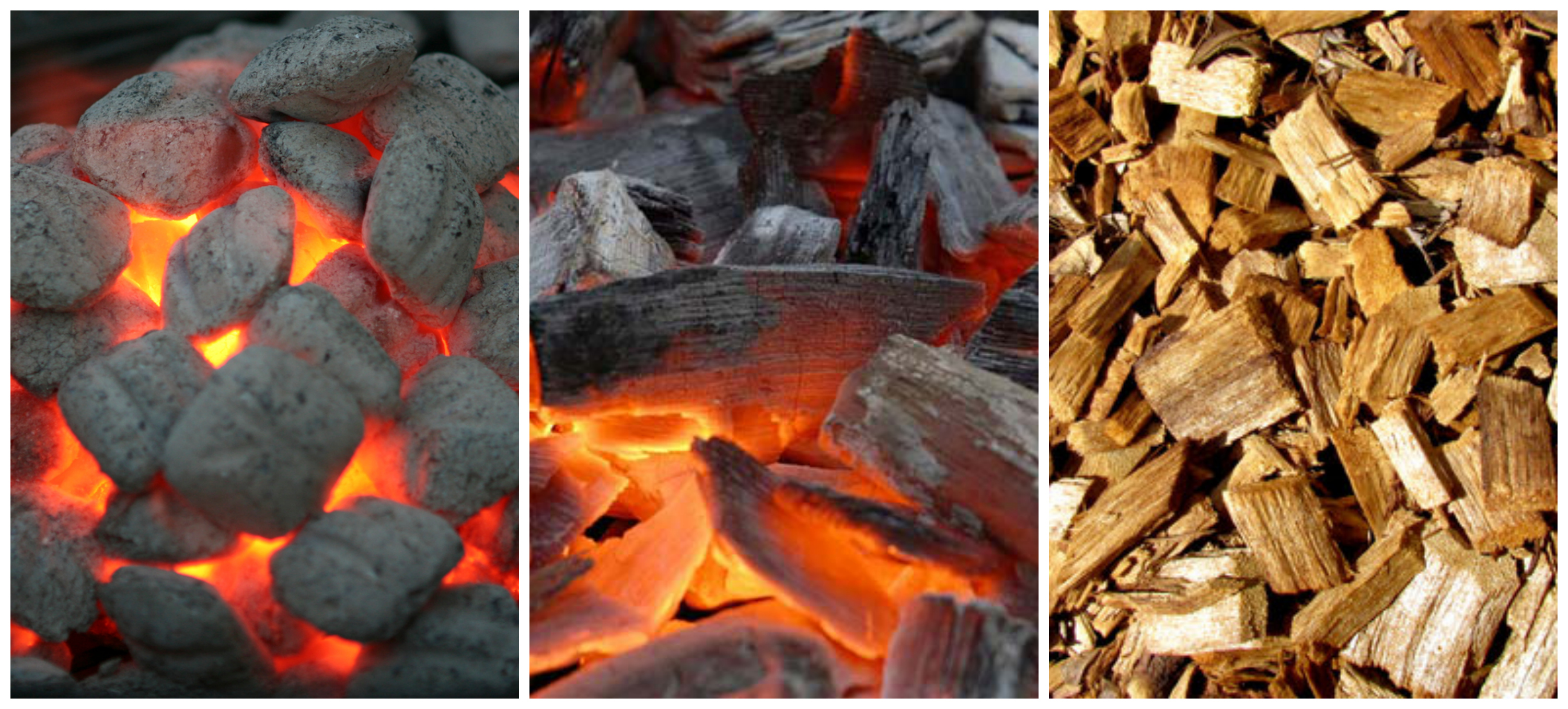 3 Ways To Light Your Grill: Charcoal Briquettes vs. Lump Charcoal vs. Wood