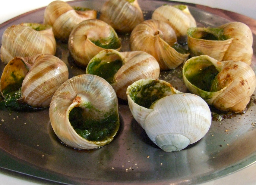 How to make benoit 39 s classic french escargot food republic for French dishes