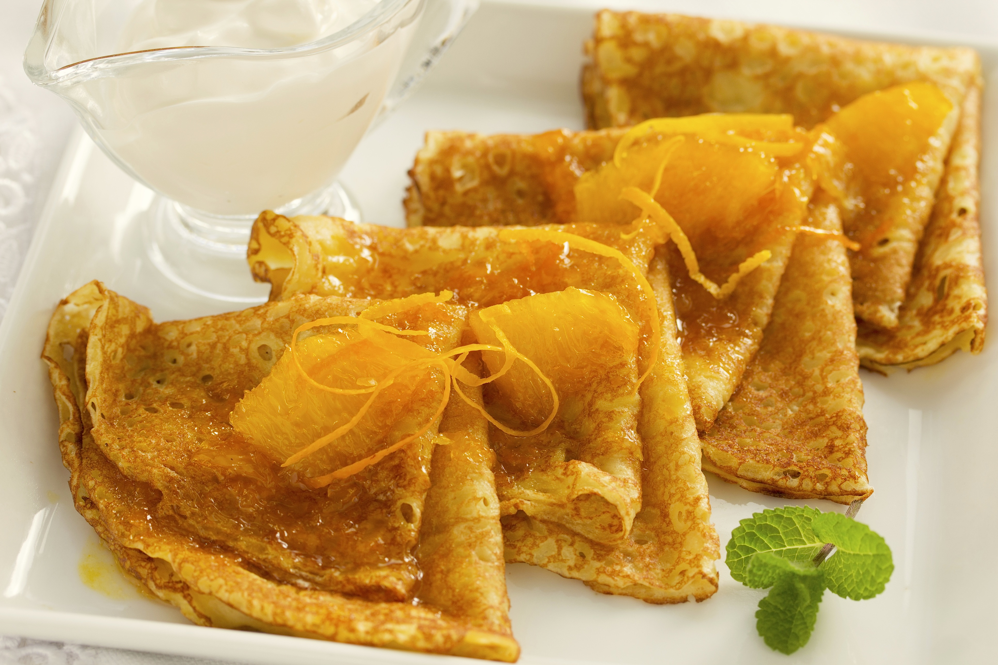 French Crepes Suzette Recipe Food Republic