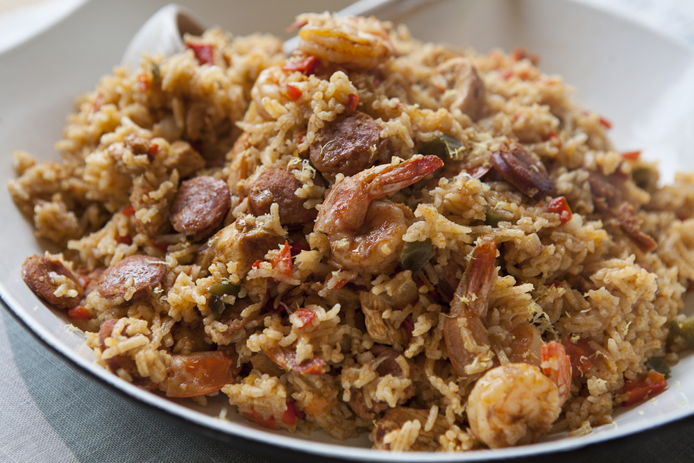 how to cook cajun jambalaya