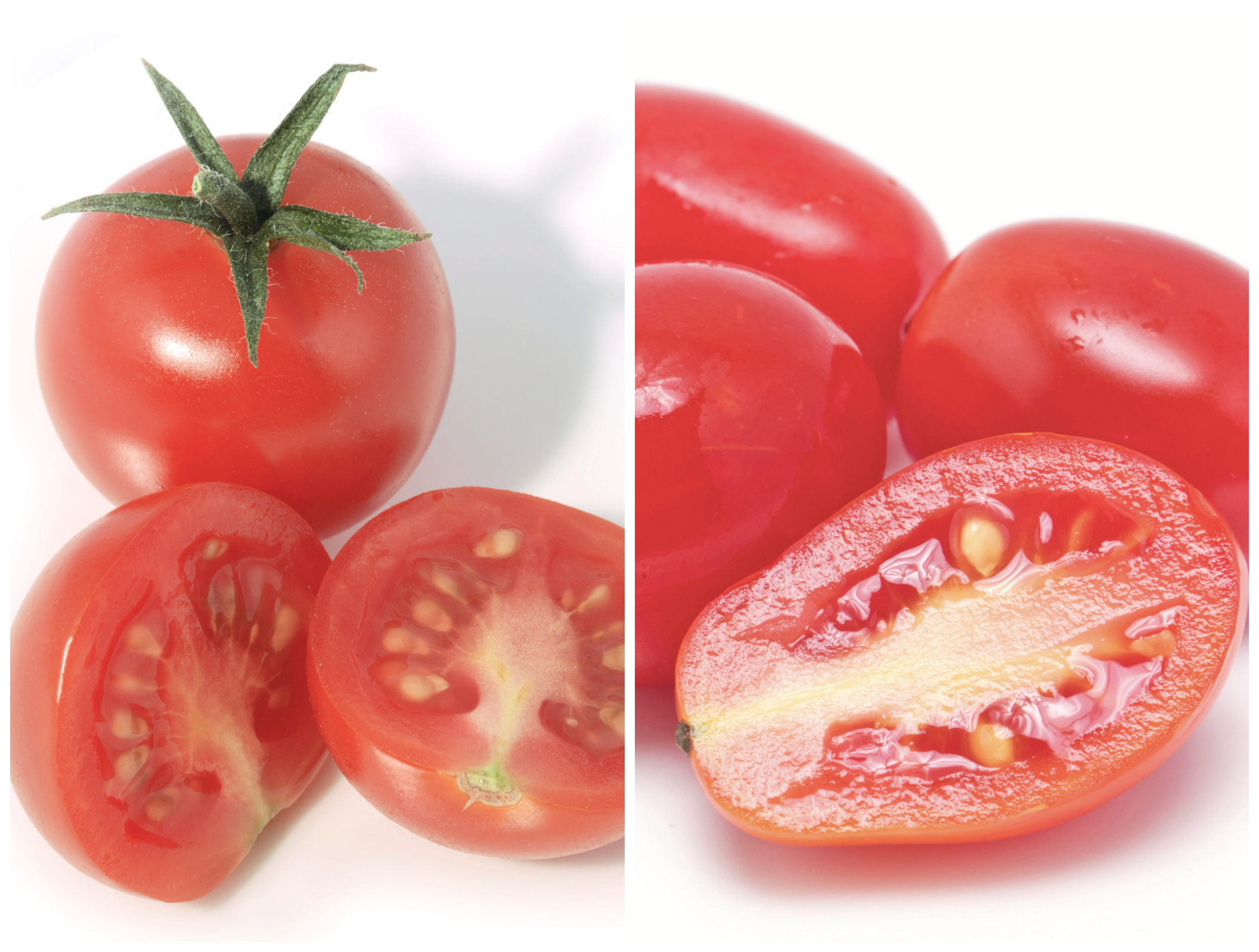 What\'s The Difference Between Cherry And Grape Tomatoes? - Food Republic
