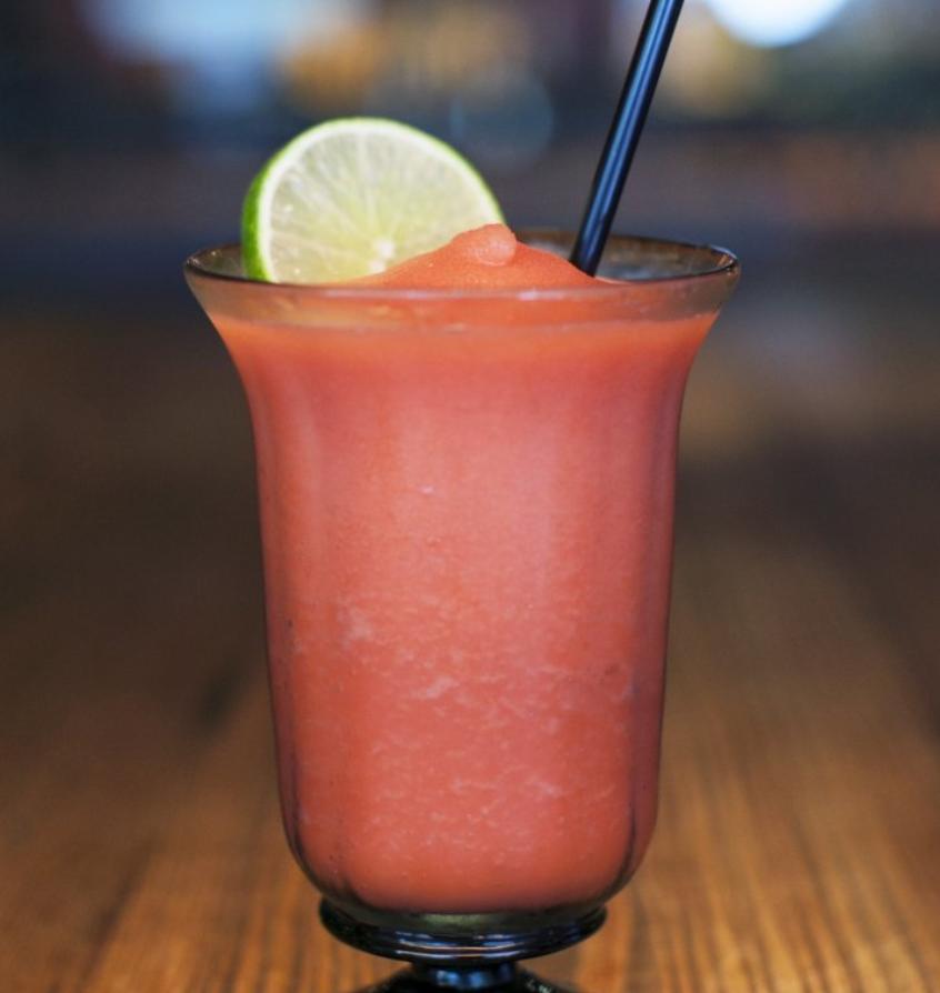 Frozen Blood Orange Margarita Recipe