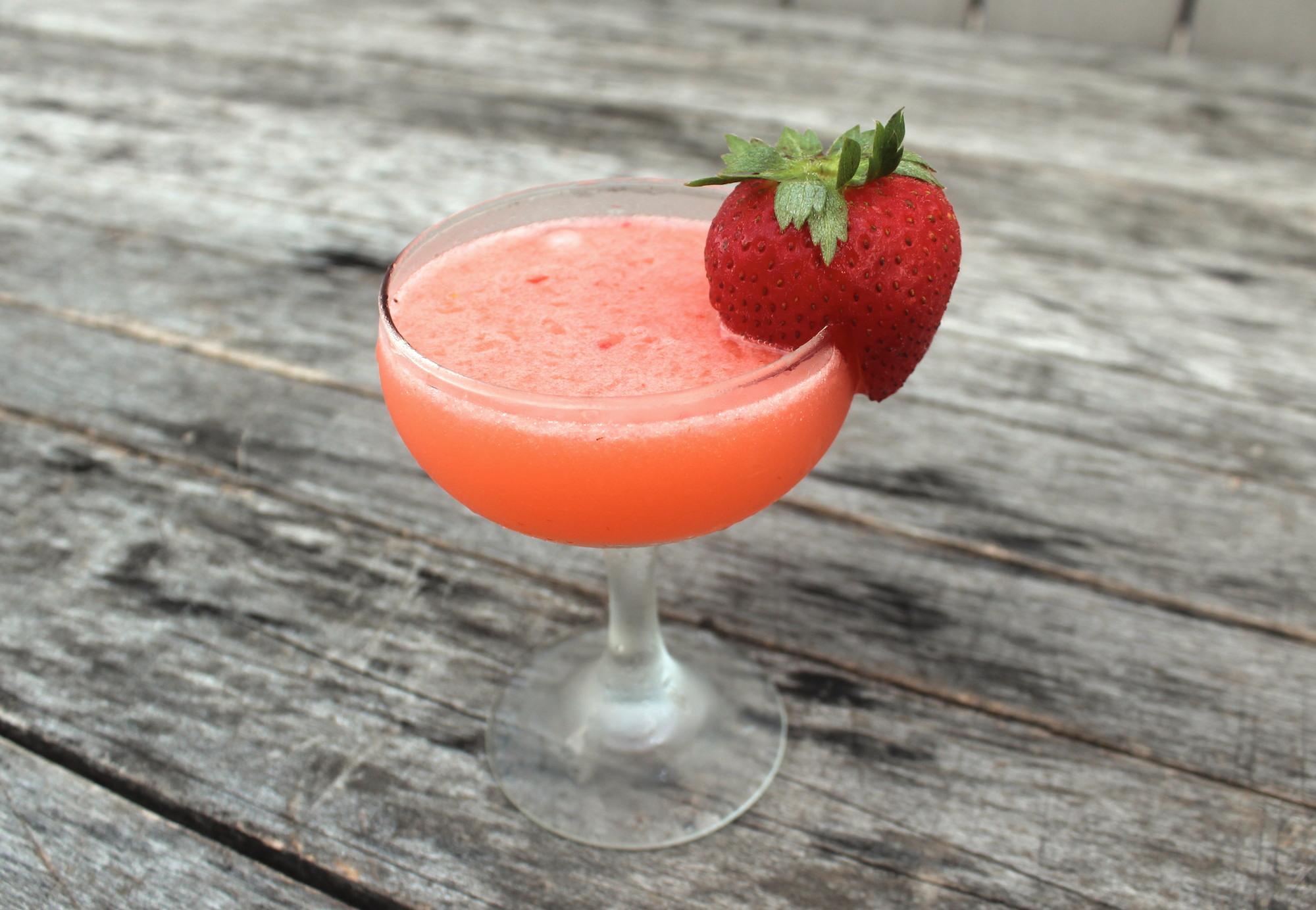 Gewaltig Strawberry Daiquiri Rezept Beste Wahl