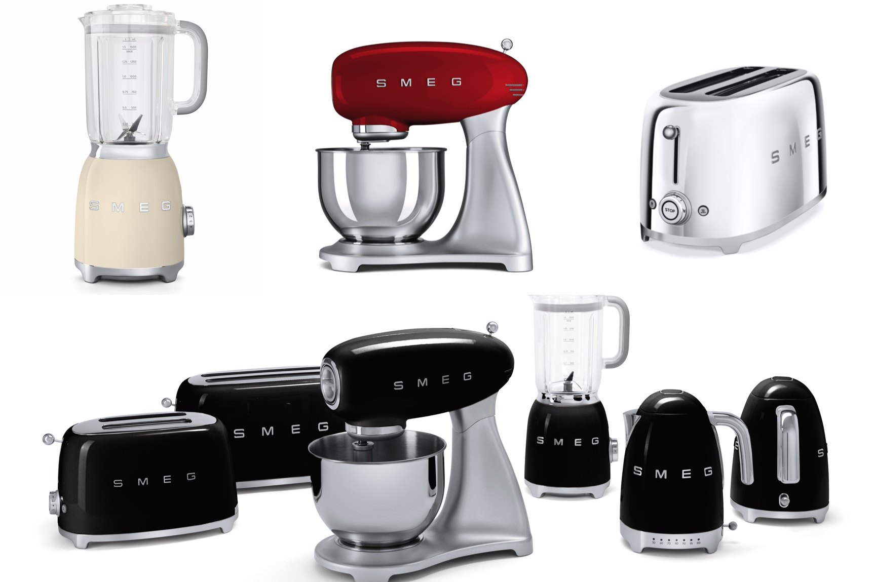 Cooking With Style SMEG Launches A Small Appliance Line Food