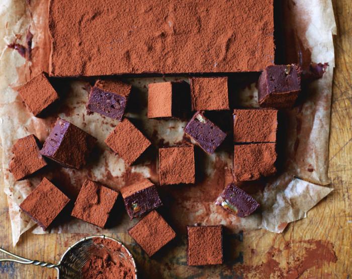 bitter orange chocolate truffle recipe