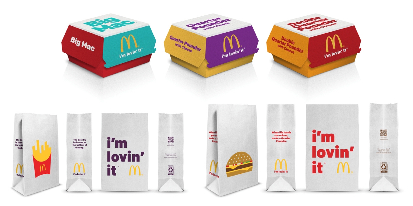 McDonald\'s Just Rolled Out Subtler Packaging. Has Anyone Noticed ...