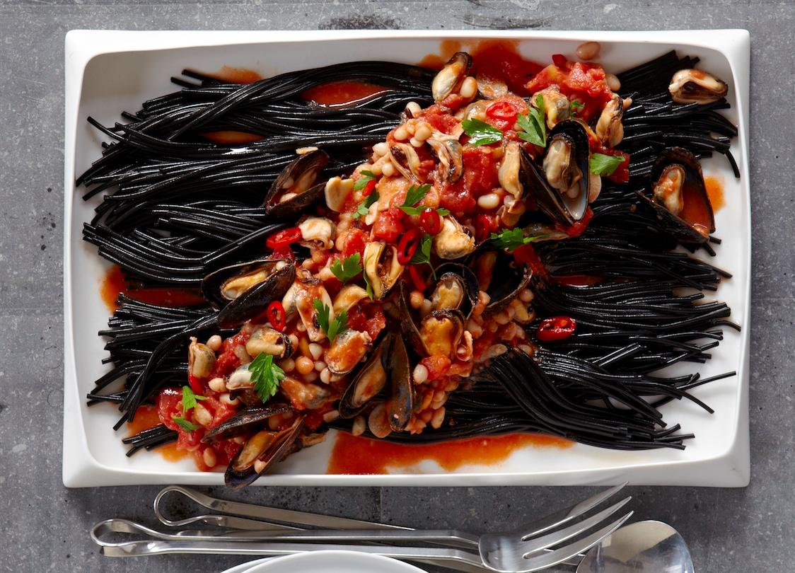 Chinese Squid Cake Recipe