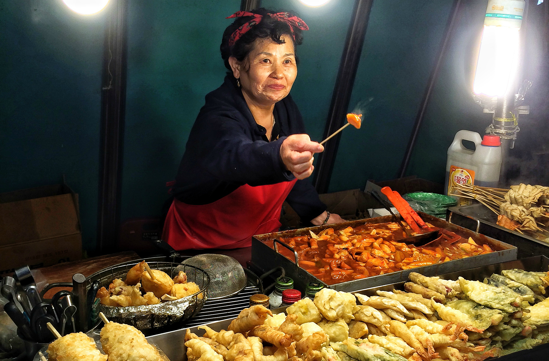 Best Busan Street Food