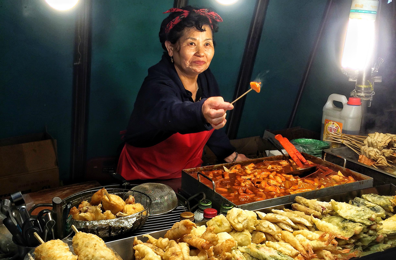 Get To Know Korean Street Food - Food Republic