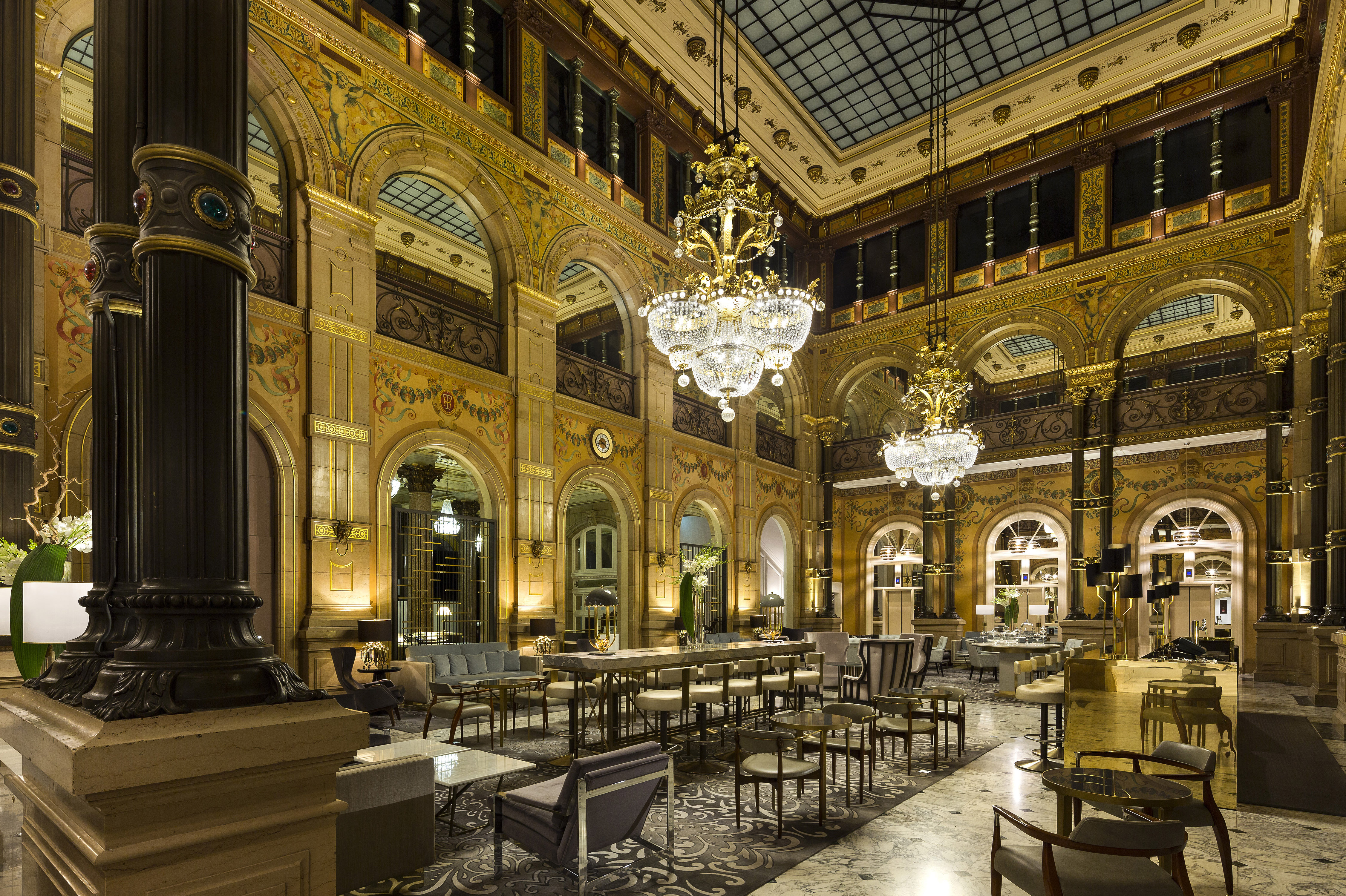 12 New Hotels Around The World With An Eye On Food And Drink - Food ...