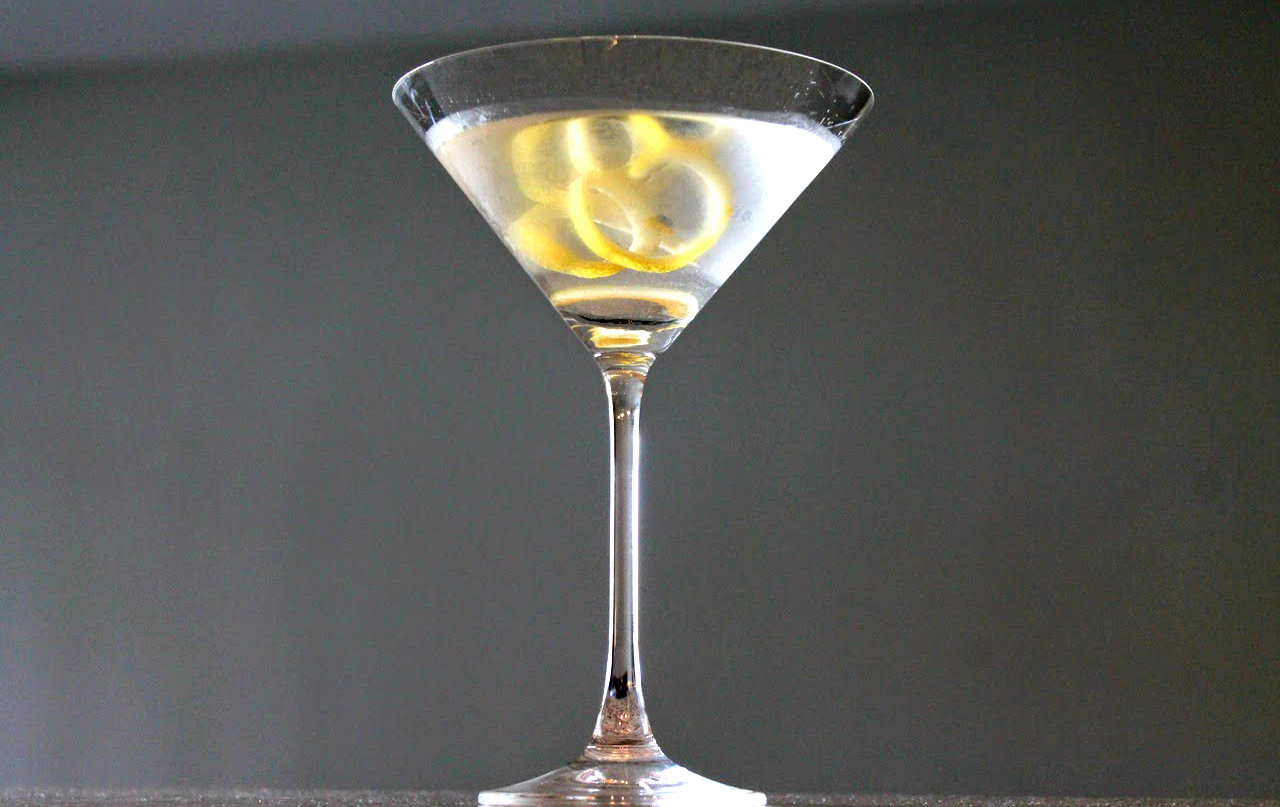 How Not To Screw Up A Martini