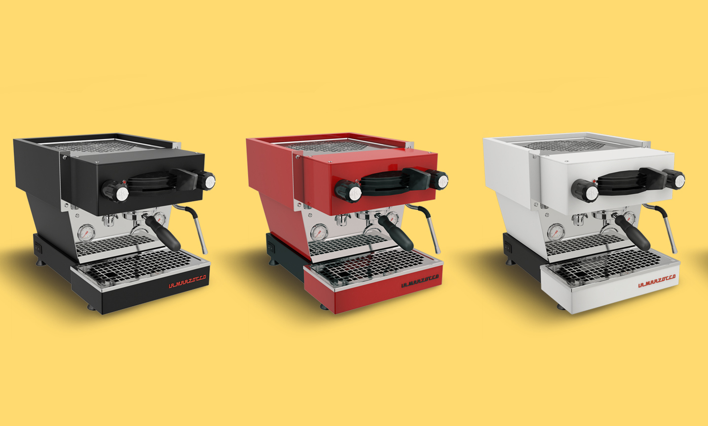 la marzocco s linea mini is the new coveted high end home. Black Bedroom Furniture Sets. Home Design Ideas