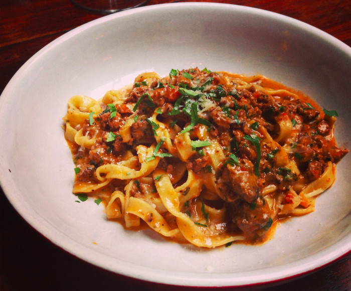 ed cotton bolognese recipe
