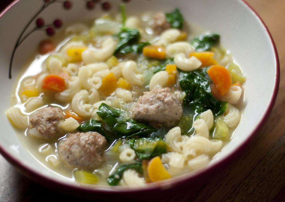Italian Wedding Soup Has Nothing To Do With Actual Weddings Food Republic