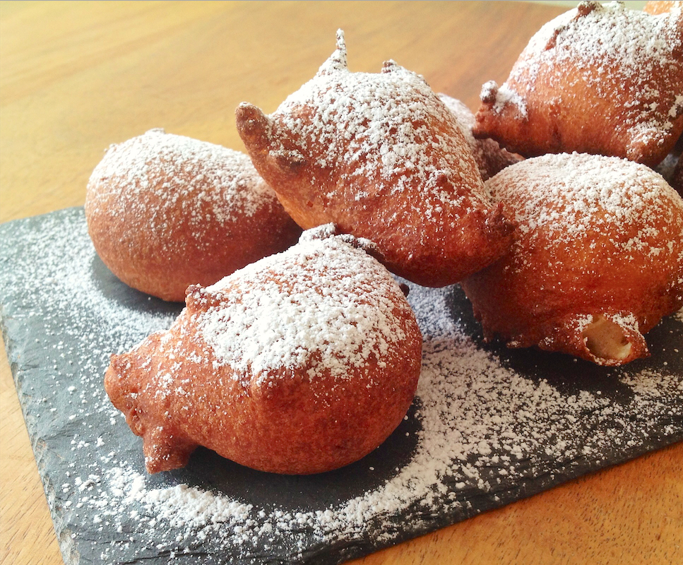 The One And Only Zeppole Recipe Food Republic
