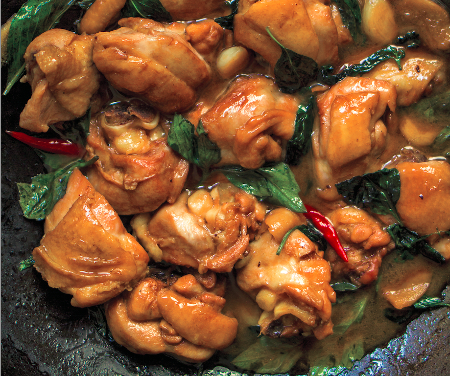 Taiwanese three cup chicken recipe food republic forumfinder Image collections