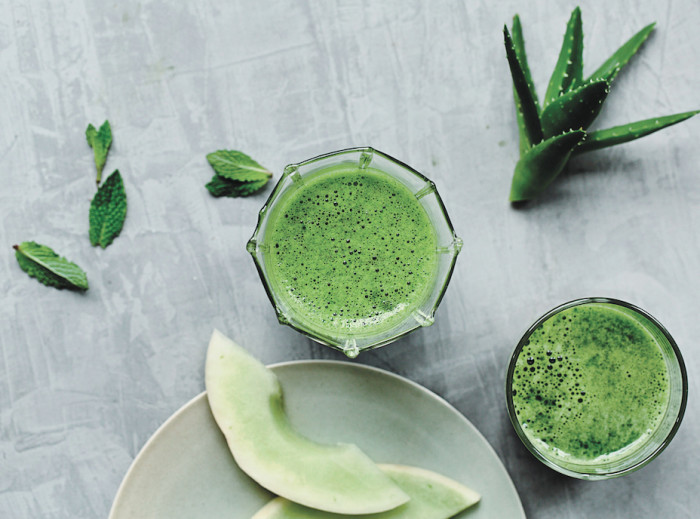 Recipes For National Green Juice Day
