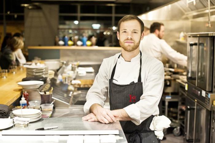Alex Figura. Photo courtesy of Lower48 Kitchen.