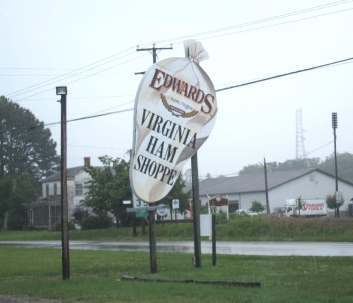 Edwards Sign
