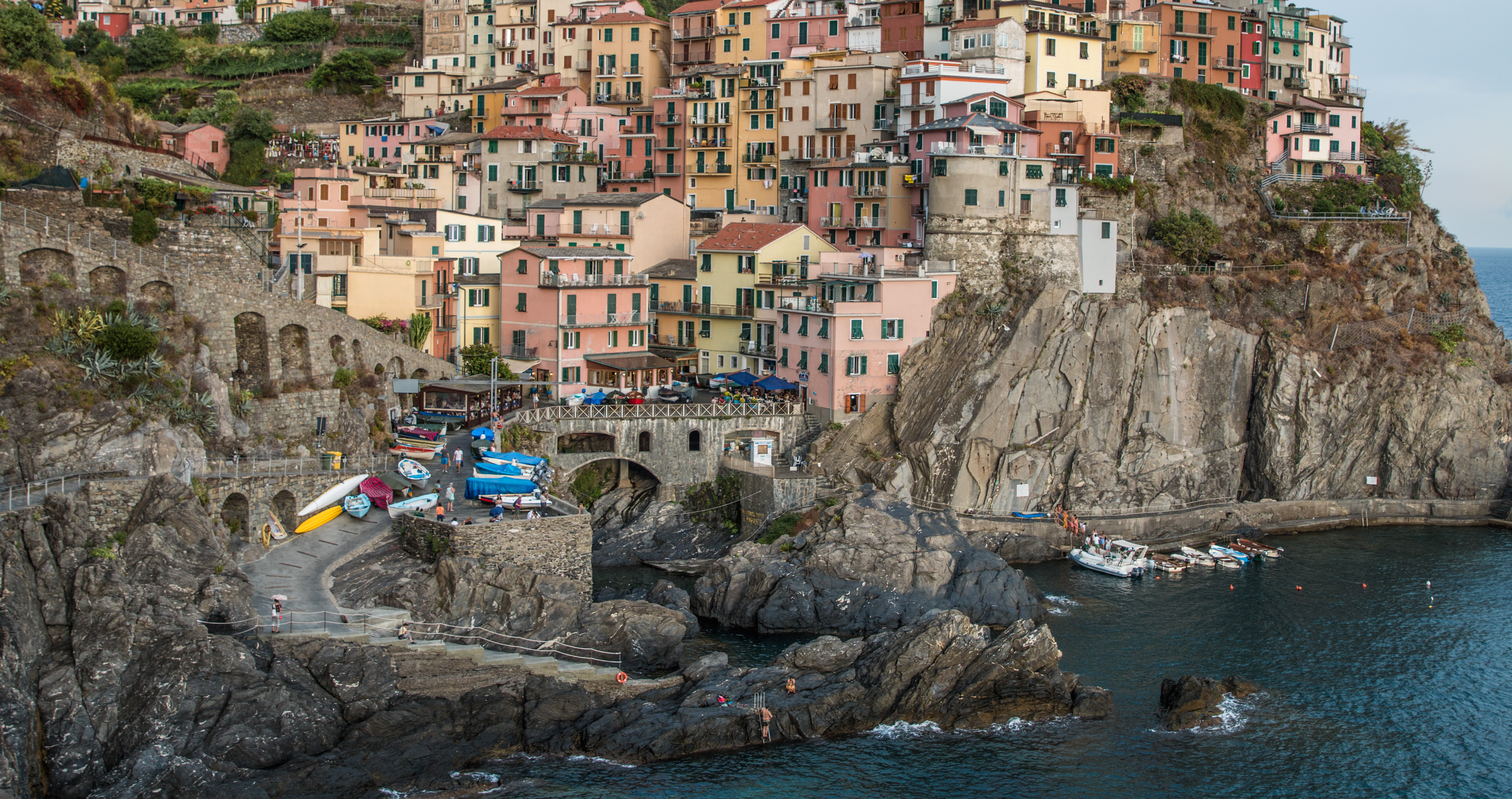 Where To Eat In Cinque Terre, Italy