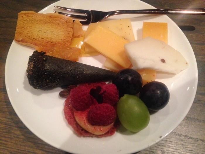 Mmm, Estonian cheese...