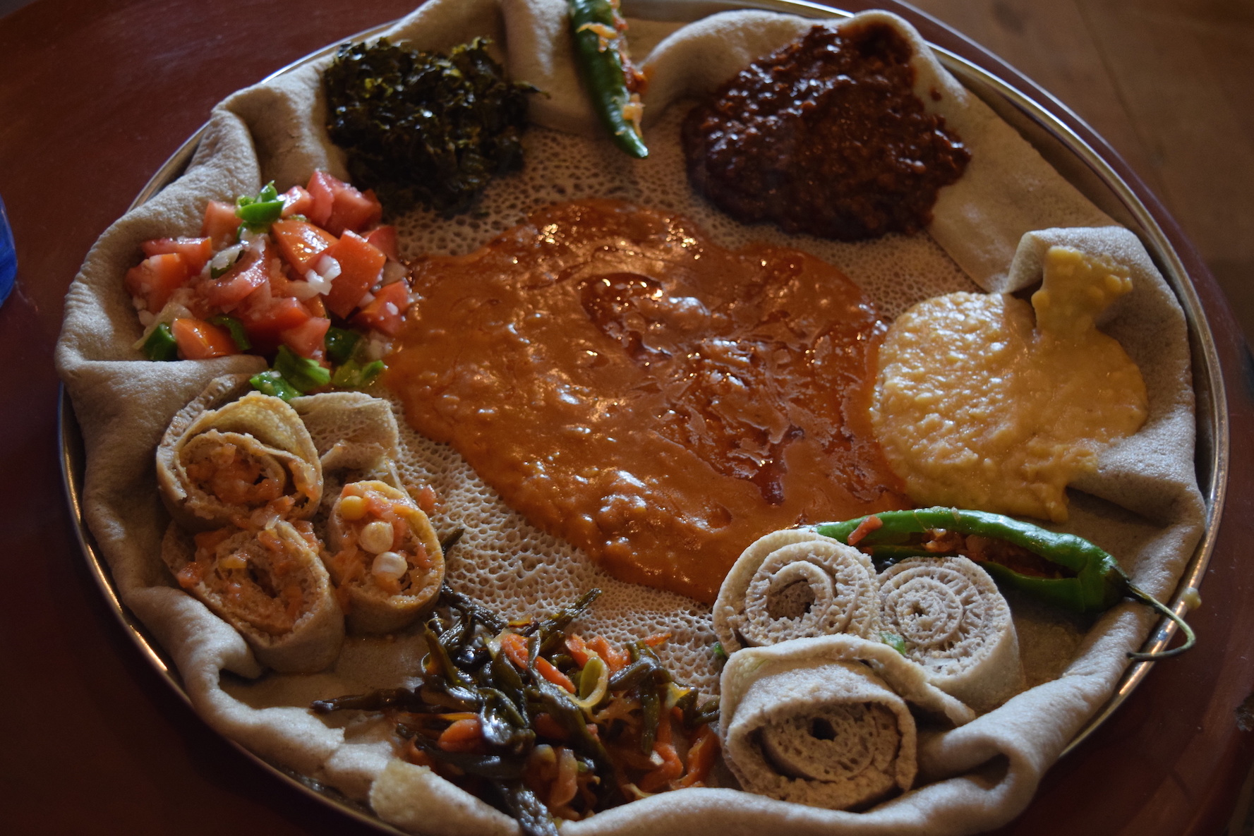 Ethiopian food primer 10 essential dishes and drinks food republic forumfinder Image collections