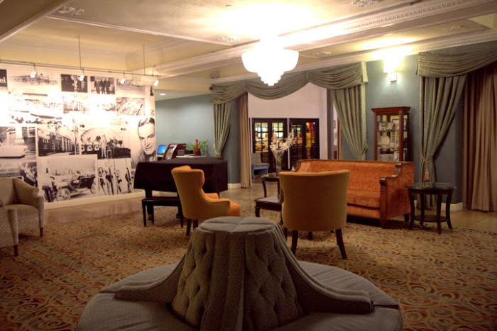 SD-Lafayette Hotel Lobby SD 4-Copyright Virginia Miller