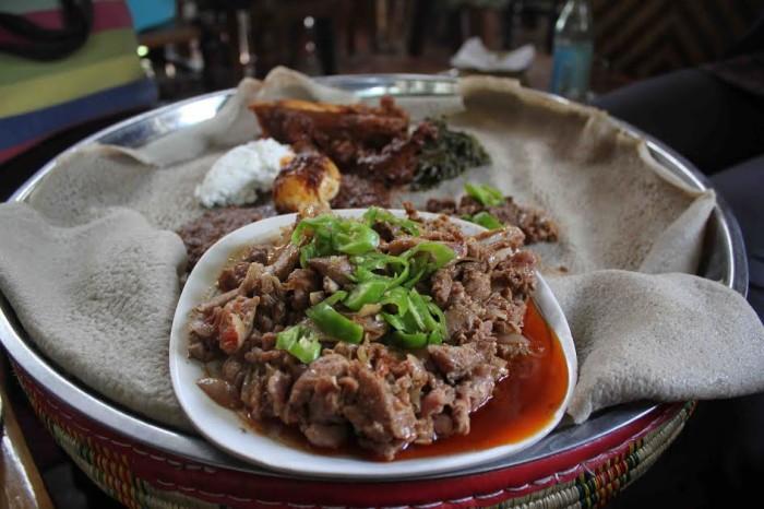 Tibs (Photo: Addis Eats)