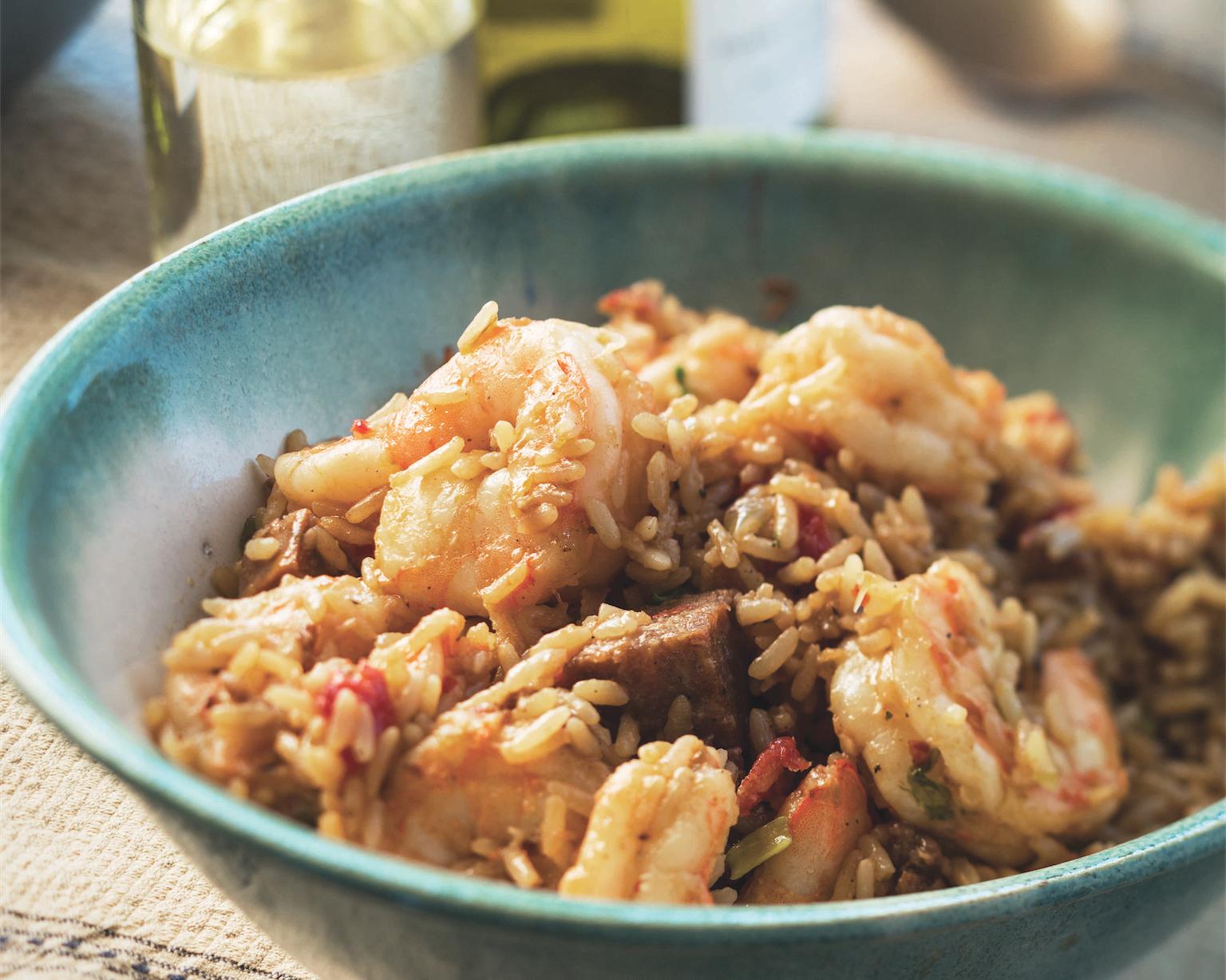 John beshs classic creole seafood jambalaya food republic forumfinder Choice Image