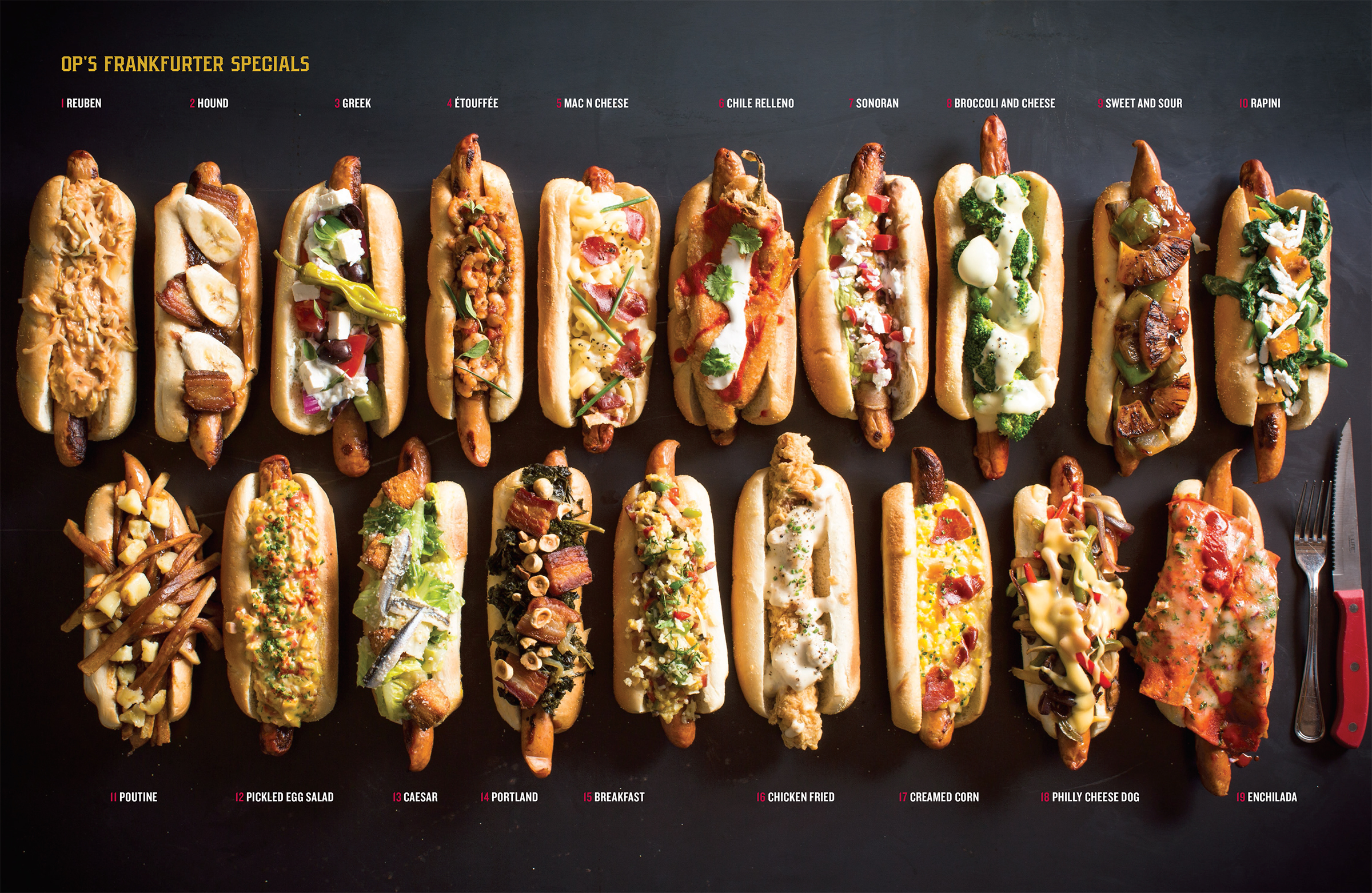Types Of Beef Hot Dogs